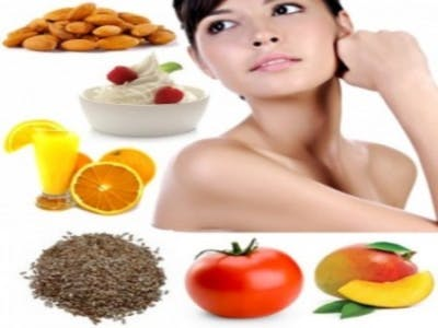 Diet for skin glow/disorder/acne