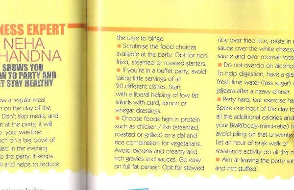 Dietician Neha's Diet Clinic, Dietitian in Mumbai - Slide 7