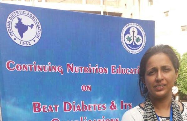 Get Fit with Dietitian Shivani Thakur - Slide 1
