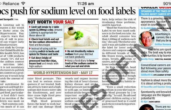Nutriclinic - Dr Deepa Agarwal - Slide 4
