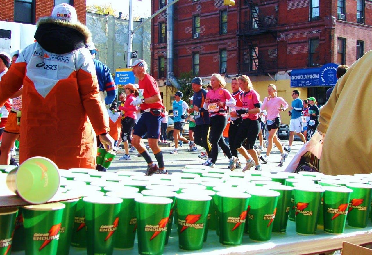 Marathon Diet (Long race)