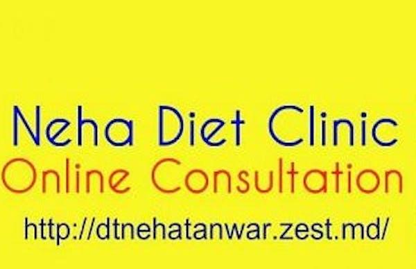 Neha Diet Clinic - Slide 1